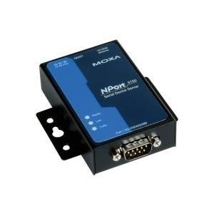 MOXA Nport 5150 Serial Device Server, 1 Port, R...