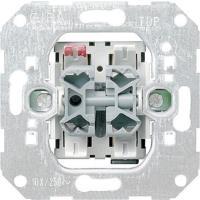 GIRA Einsatz Jalousie-Taster Standard 55, E2, Event Klar, Event, Opak, Esprit, ClassiX, System jetztbilligerkaufen