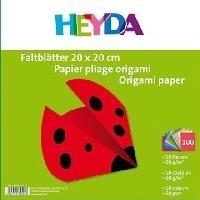 Heyda Faltblätter 204875520 sort. VE100 (204875...