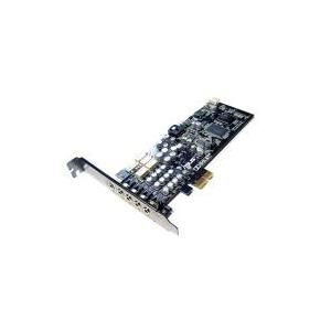 Soundkarten - ASUS Xonar DX XD Soundkarte 116 dB S N 7.1 Channel Surround PCI Express x1 Low Profile (90 YAA060 1UAN0BZ)  - Onlineshop JACOB Elektronik