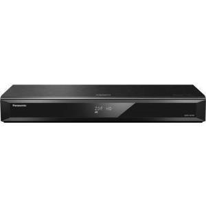 Panasonic DMR-UBC80EG - 3D Blu-ray-Recorder mit TV-Tuner und HDD - Hochskalierung - Ethernet, Wi-Fi (DMR-UBC80EGK)
