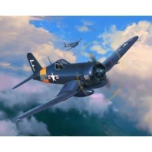 Revell Modell gesetzt F4U-4 Corsair (63955)