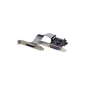 STARTECH SCHEDA PARALLELA PCI EXPRESS A 2 PORTE  EPP/ECP      .IN