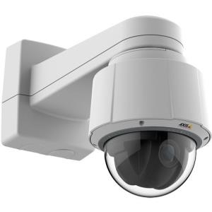AXIS Q6054 Mk II PTZ Network Camera 50Hz - Netzwerk-Überwachungskamera - PTZ - Farbe (Tag&Nacht) - 1280 x 720 - 720p - Automatische Irisblende - motorbetrieben - Audio - LAN 10/100 - MPEG-4, MJPEG, H.264 - DC 20 - 28 V / AC 20 - 24 V / PoE Plus