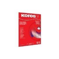 Kores Durchschreibepapier, DIN A4, blau, 10 Blatt zur Handbeschriftung - 1 Stück (KD79086)