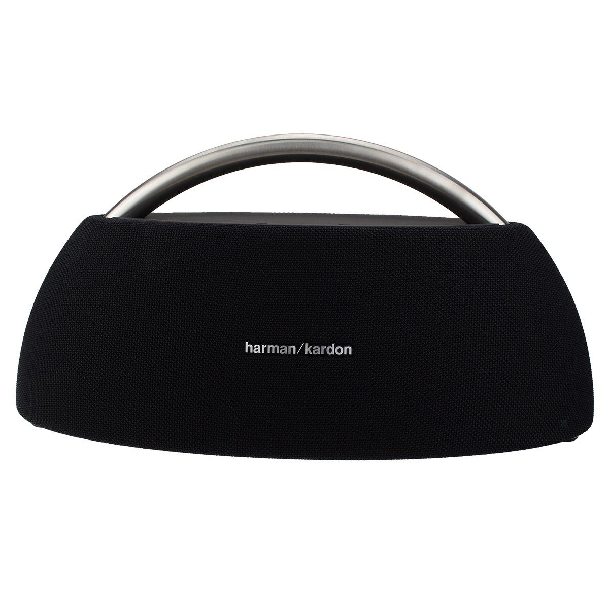 harman/kardon GO + PLAY - Lautsprecher - tragbar - kabellos - Bluetooth - 100 Watt - zweiweg - Schwarz