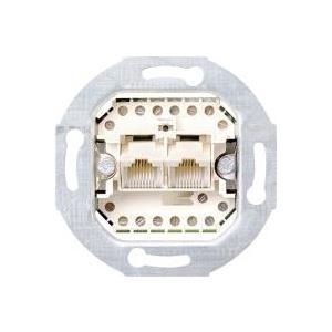GIRA Einsatz UAE-/IAE-/ISDN-Steckdose Standard 55, E2, Event Klar, Event, Opak, Esprit, Classi jetztbilligerkaufen