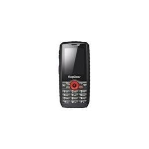 Outdoor Telefone - Ruggear RG160 Mobiltelefon 3G microSDHC slot GSM 320 x 240 Pixel 0,3 MP Schwarz  - Onlineshop JACOB Elektronik