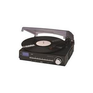 Plattenspieler, Turntables - REFLECTA LP USB SD Plattenspieler mit Digital Recorder  - Onlineshop JACOB Elektronik