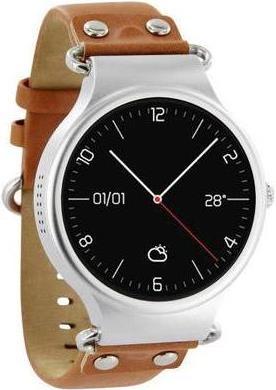 xlyne X-watch Xeta XW Pro GPS Handy Silber Smar...