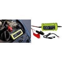IWH ProUser KFZ-Batterieladegerät DFC530N, 6 / 12 Volt für alle 6 und 12 V Blei und Gelbatterien von 5 bis 120 Ah, - 1 Stück (010432)
