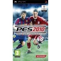 Computerspiele, Konsolenspiele - Konami PES 2010 PLATINUM 10 System PlayStation Portable Genre Sports deutsche Version USK ohne Altersbeschränkung Vollversion (113504780001)  - Onlineshop JACOB Elektronik
