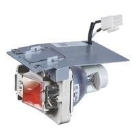 BenQ - Projektorlampe - UHP - 280 Watt - für Be...
