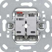 GIRA 0125 00 Lichtschalter Grau (012500)