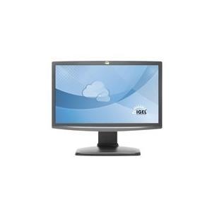 IGEL Universal Desktop UD9 LX - Thin Client - All-in-One (Komplettlösung) - 1 x Celeron J1900 / 1.99 GHz - RAM 2 GB - SSD 4 GB - HD Graphics - GigE - IGEL Linux v5 - Monitor: LCD 55 cm ( 21.5 ) 1920 x 1080 ( Full HD )