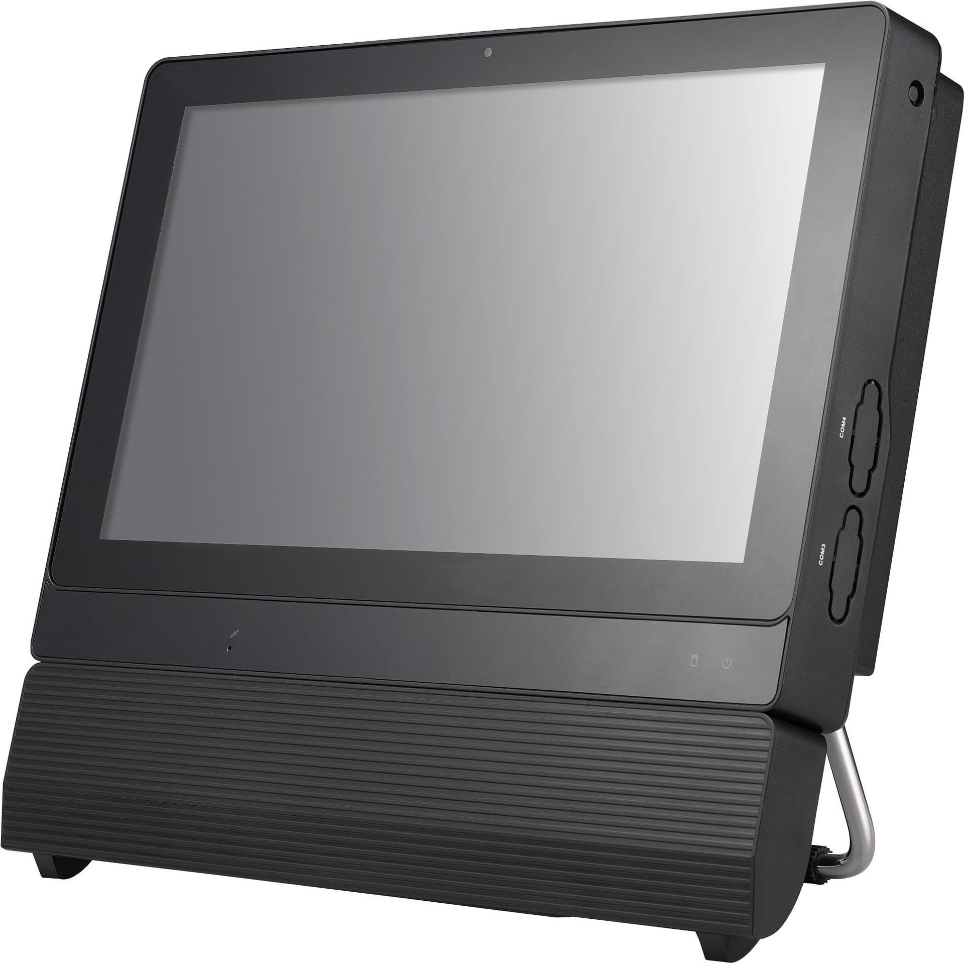 PC Systeme, Computer - Shuttle XPC P20U Barebone All in One (Komplettlösung) 1 x Celeron 3865U 1.8 GHz ULV HD Graphics 610 GigE WLAN 802.11b g n, Bluetooth 4.1 Monitor LED 29.5 cm (11.6) 1366 x 768 (HD) Touchscreen  - Onlineshop JACOB Elektronik