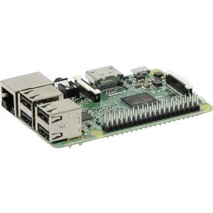 Raspberry Pi® 3 Model B Starter-Set 1 GB Linux,...