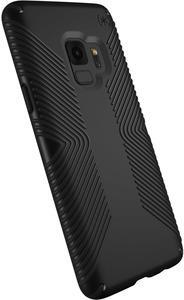 Image of Speck Presidio Grip Samsung Galaxy S9 - Schutzhülle für Mobiltelefon - Polycarbonat - Schwarz - für Samsung Galaxy S9 (109509-1050)