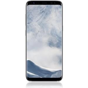 Smartphones, Handys - Samsung Galaxy S8 SM G950F Smartphone 4G LTE 64GB microSDXC slot TD SCDMA UMTS GSM 5.8' 2960 x 1440 Pixel (570 ppi (Pixel pro' )) Super AMOLED 12 MP (8 MP Vorderkamera) Android Arctic Silver (SM G950FZSAITV)  - Onlineshop JACOB Elektronik