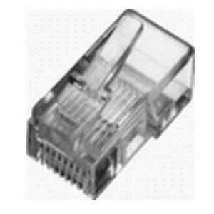 Assmann RJ45 modular plug cat. 5e, unshielded, 8p8c (X-ML-5U-IMP) jetztbilligerkaufen