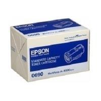 Epson - Tonerpatrone - 1 x Schwarz - 2700 Seiten - für WorkForce AL-M300D, AL-M300DN, AL-M300DT, AL-M300DTN (C13S050690)