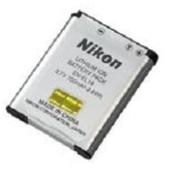 MicroBattery 3.7V 700mAh - Lithium-Ion - 700 mAh - Digitalkamera - 3,7 V - Schwarz - Nikon COOLPIX: S100 - S2500 - S2550 - S2600 - S3100 - S3200 - S3300 - S4100 - S4150 - S4300 (EN-EL19)