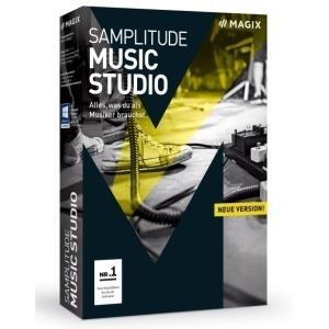 Magix Samplitude Music Studio Vollversion, 1 Lizenz Windows Musik-Software jetztbilligerkaufen