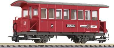 Liliput L344351 H0e Personenwagen der Zillertalbahn Fügen (L344351) jetztbilligerkaufen