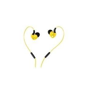 Audiozubehör - iBox S1 Ohrhörer mit Mikrofon im Ohr kabelgebunden 3,5 mm Stecker Gelb (SHPIS1Y)  - Onlineshop JACOB Elektronik