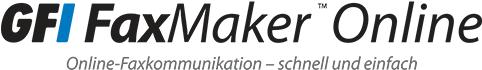 GFI FAXmaker (Online Fax Service) - Abonnement-...