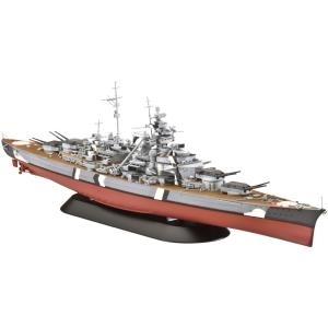 Revell Bismarck - 1:700 - Marineschiff - Montag...