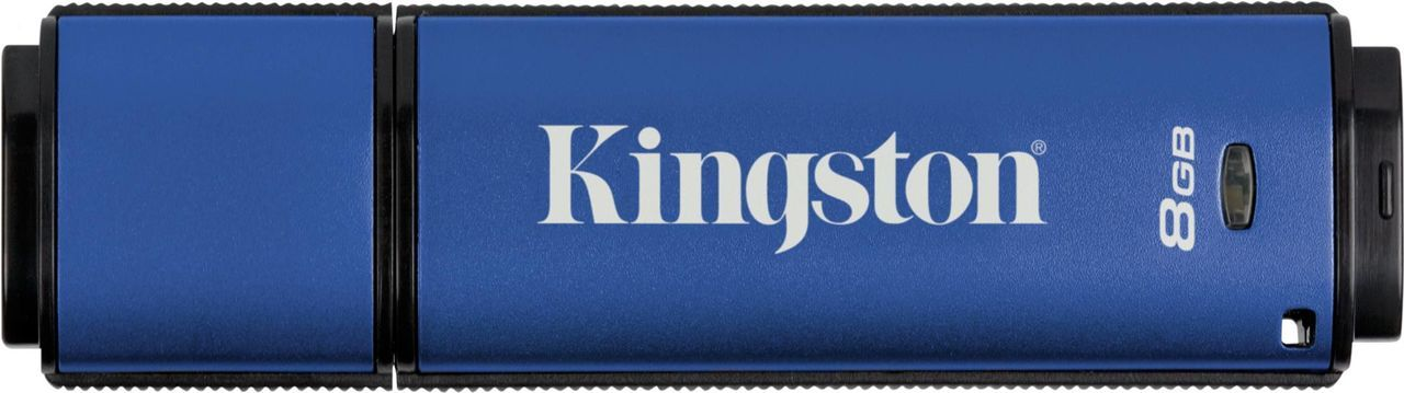 Kingston DataTraveler Vault Privacy 3.0 (DTVP30/8GB) (Bild #1)