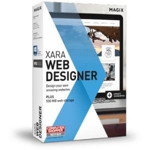 Magix Web Designer Vollversion, 1 Lizenz Windows Webdesign-Software jetztbilligerkaufen