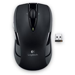Logitech M545 - Maus - optisch - 5 Tasten - dra...