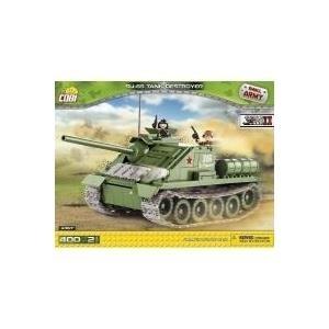 Cobi Blocks Sowjetarmee Tank Destroyer (CO-2467)