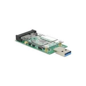DeLOCK - Speicher-Controller - mSATA - USB3.0 (...