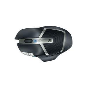 Logitech Gaming Mouse G602 - Maus - Für Rechtshänder - Laser - 11 Tasten - kabellos - 2.4 GHz