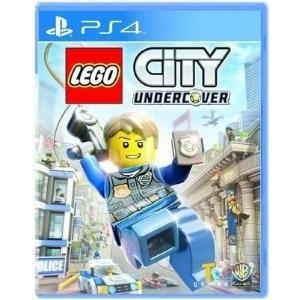 Warner Games LEGO City Undercover (1000638726)
