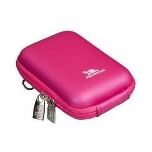 Riva Case 7022 (PU) - Hartschalentasche Kamera EVA Crimson Pink - broschei