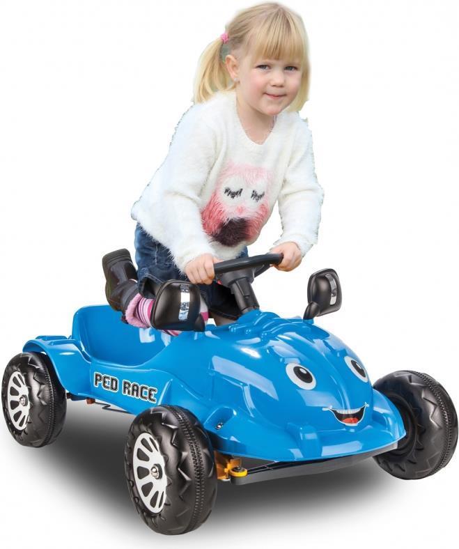Jamara 460289 Drücken Auto Aufsitzspielzeug (46...