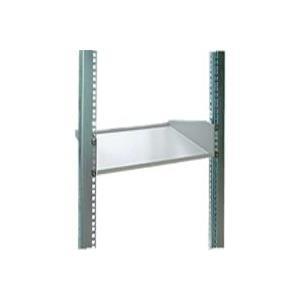 Schweitzertechnik Schweitzer - Rack-Shelf (belüftet) RAL 7035 2U (ZAF 02252) jetztbilligerkaufen