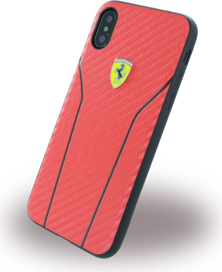Scuderia Carbon - Hardcover - Apple iPhone X-Eu...