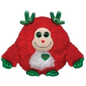 TY Tinsel - Monster - Beige - Grün - Rot - Weiß...