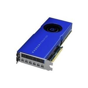 AMD FirePro W9100 - Grafikkarten - FirePro W9100 - 16GB GDDR5 - PCIe 3.0 x16 - 6 x Mini DisplayPort (100-505957)