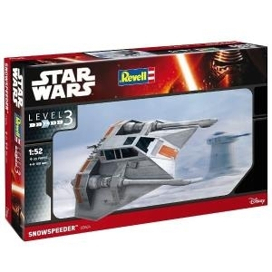 Revell 03604 Star Wars Snow Speeder Bausatz (03...