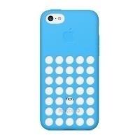 Apple - Tasche für Mobiltelefon - Silikon - Bla...