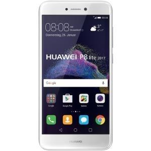 Huawei P8 Lite 2017 Smartphone (white) (51091CDN)