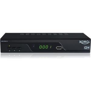 TV, SAT Receiver - Xoro HRS 8760 CI HD DVB S2 Receiver HDTV PVR Funktion DVB S DVB S2 schwarz (SAT100519)  - Onlineshop JACOB Elektronik