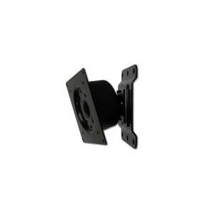 DA-90307 - Befestigungskit (Wandarm) für Monitor (Swivel Design) - Schwarz - Montageschnittstelle: 100 x 100 mm, 75 x 75 mm (DA-90307)
