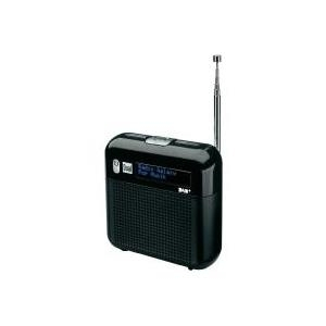 Dual DAB 7 - DAB+ / UKW-Radio - weiss